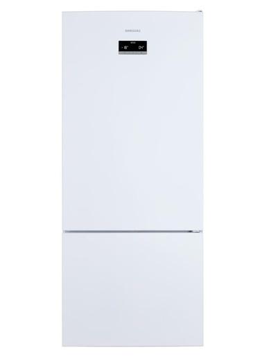 Samsung RB50RS334WW A++ 500 LT No-Frost Kombi Tipi Buzdolabı Renksiz